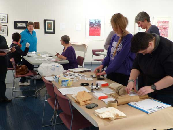 workshop for printmakes