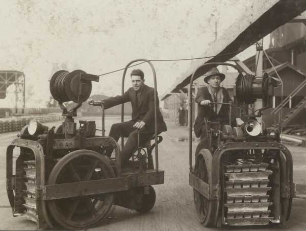1920s work equipment
