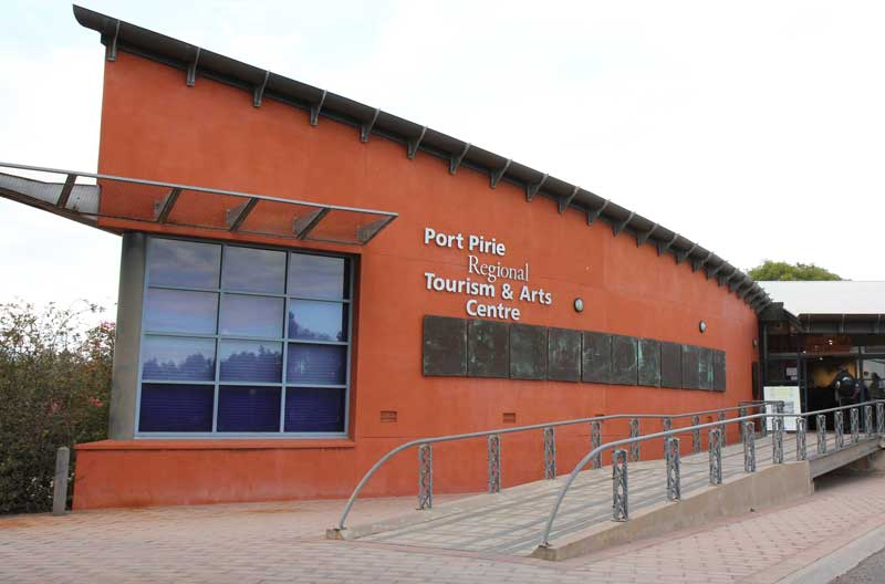 Port Pirie Regional Tourism and Art Centre