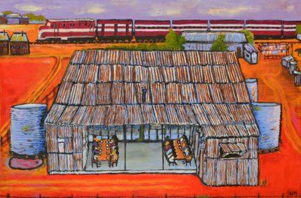 Kunyi June Anne McInerney: My Paintings Speak For Me